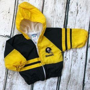 dddcfc41c Kids  Steelers Jacket on Poshmark
